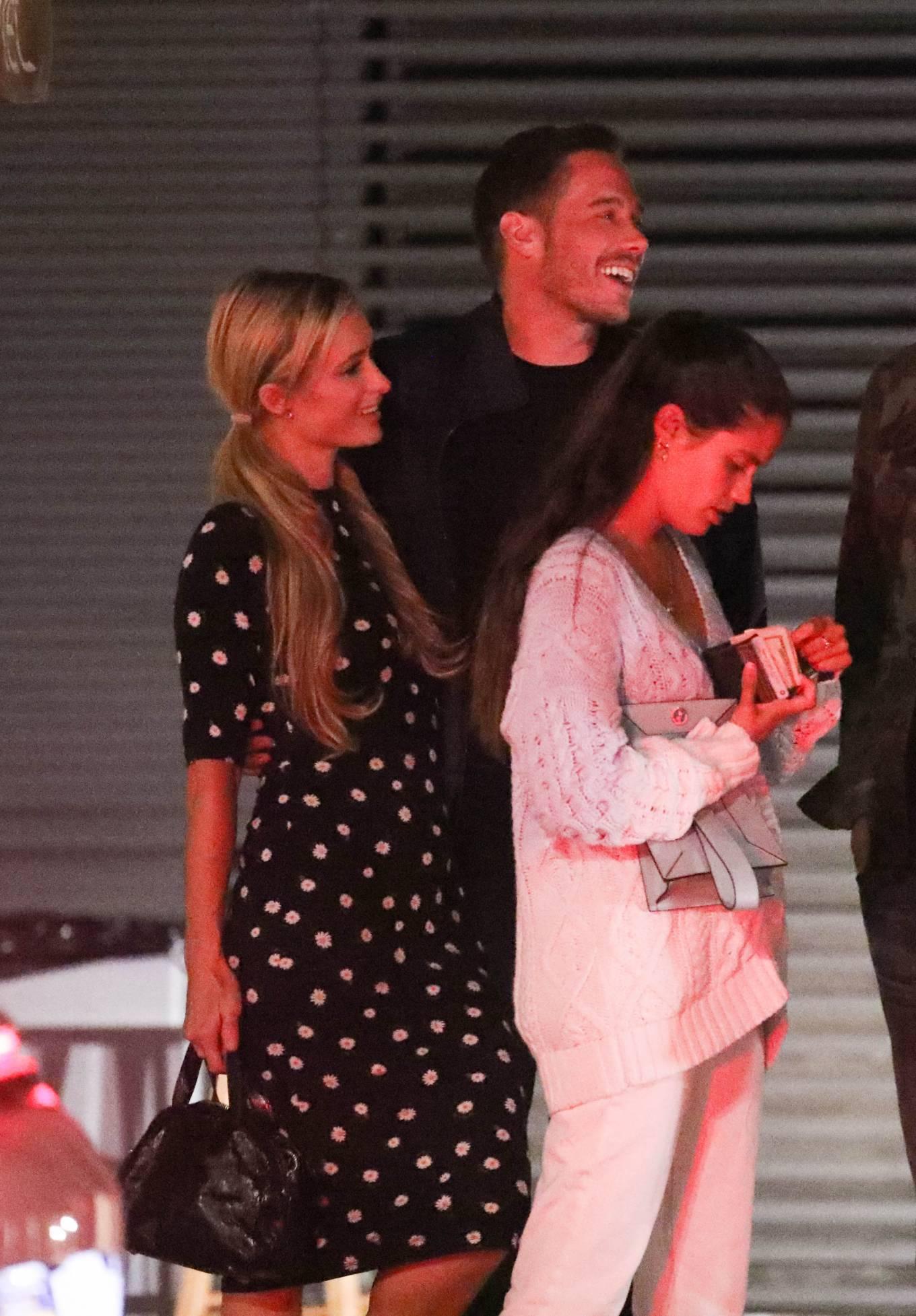 Paris Hilton 2020 : Paris Hilton and Carter Reum – Out at dinner at Nobu in Malibu-01