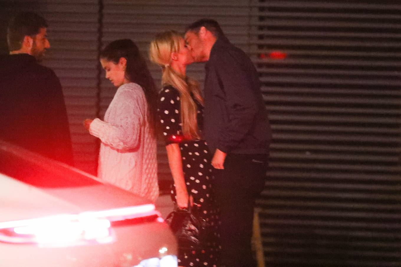 Paris Hilton 2020 : Paris Hilton and Carter Reum – Out at dinner at Nobu in Malibu-04