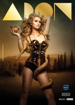 Paris Hilton - Adorn Magazine 2015