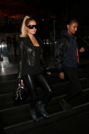 Paris Hilton and Jasmine Tookes - Arrives at Katsuya in Hollywood