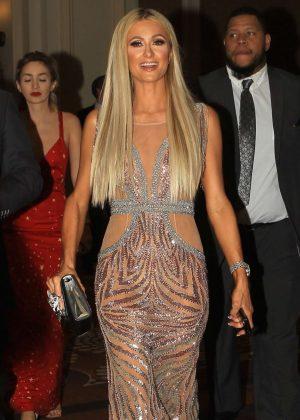 Paris Hilton at City of Hope event in Las Vegas