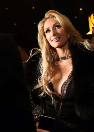 Paris Hilton at Disco & Sesto Senso in Milan