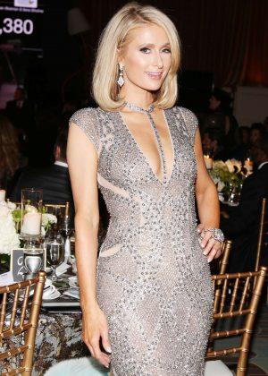 Paris Hilton - Byron Allen's Oscar Gala Viewing Party in Los Angeles
