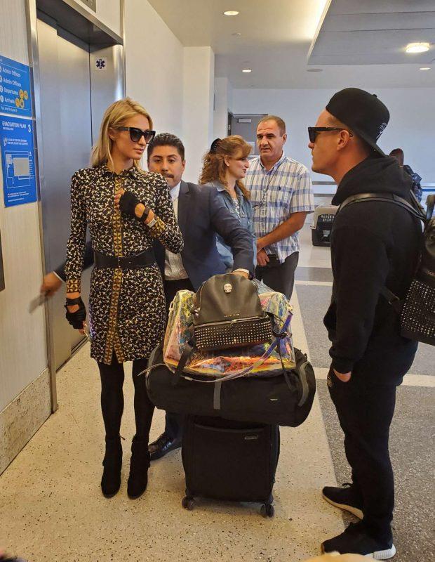 Paris Hilton: Catch a flight for Europe-15