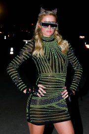 Paris Hilton - Coachella Party the Neon Carnival