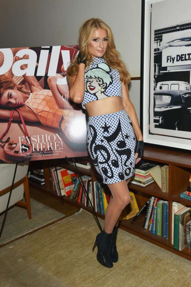 Paris Hilton – Daily 2016 Summer Premiere Party in New York