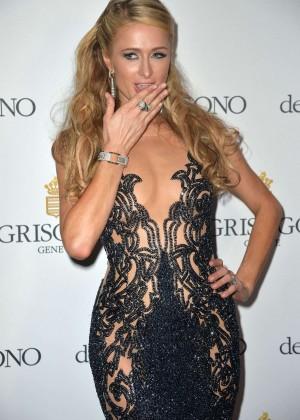 Paris Hilton - De Grisogono Party in Cannes