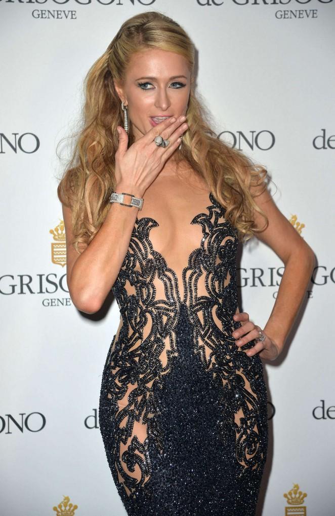 Paris Hilton – De Grisogono Party in Cannes