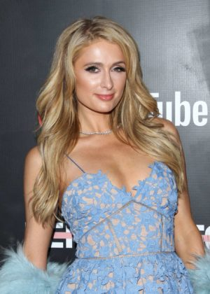 Paris Hilton - 'Demi Lovato: Simply Complicated' Youtube Premiere in LA