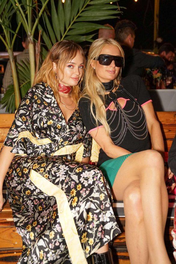 Paris Hilton - DIESEL Wynwood 28 Exclusive Launch in Miami