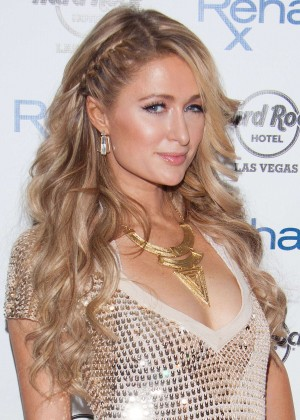 Paris Hilton - DJ's at REHAB Pool Grand Opening Weekend in Las Vegas