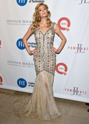 Paris Hilton - Fashion Institute Of Technology's 2016 FIT Gala in New York