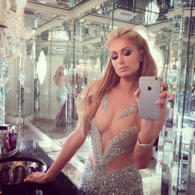 Paris Hilton - Instagram Pic
