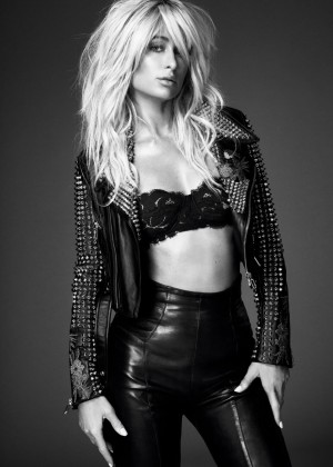Paris Hilton - Interview Germany Magazine (July/August 2015)