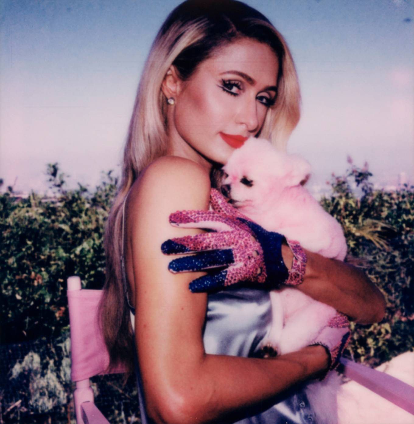 Paris Hilton - Interview Magazine (September 2020)