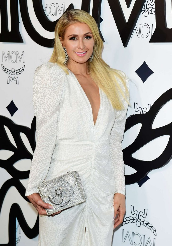 Paris Hilton - Neiman Marcus Hudson Yards Party in New York