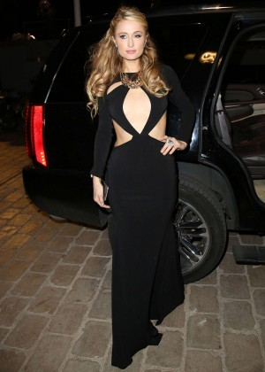 Paris Hilton: Night out in Cannes -05