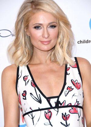 Paris Hilton - Oscar de la Renta Spring Luncheon in New York City