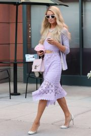 Paris Hilton - Out in Beverly Hills