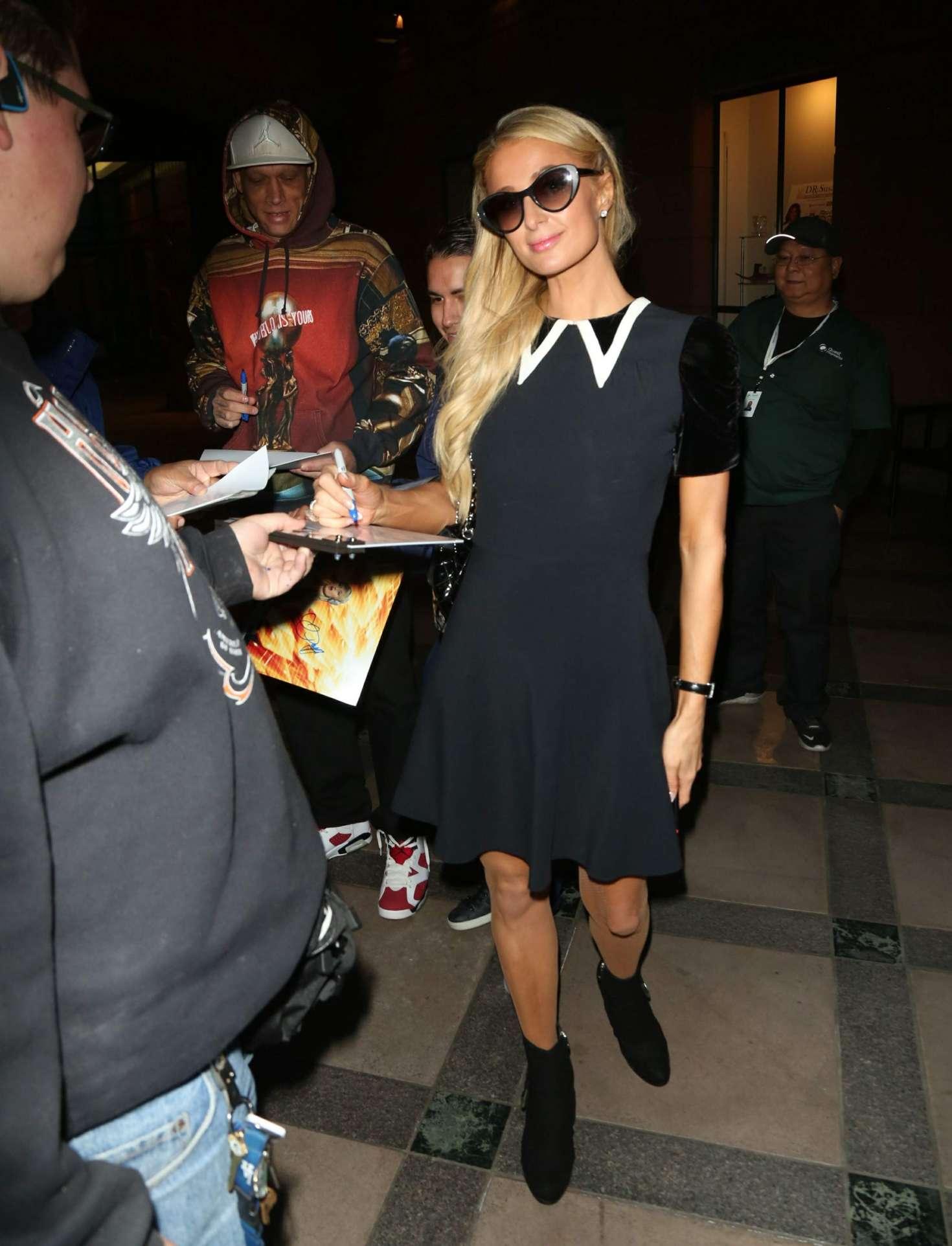 Paris Hilton 2018 : Paris Hilton: Out in Beverly Hills -06