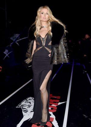 Paris Hilton - Philipp Plein Sport Fashion Show in Milan