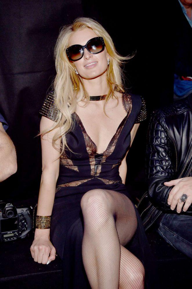 Paris Hilton - Plein Sport Show at Milan Men's Fashion Week Fall/Winter 2017/18 in Milan