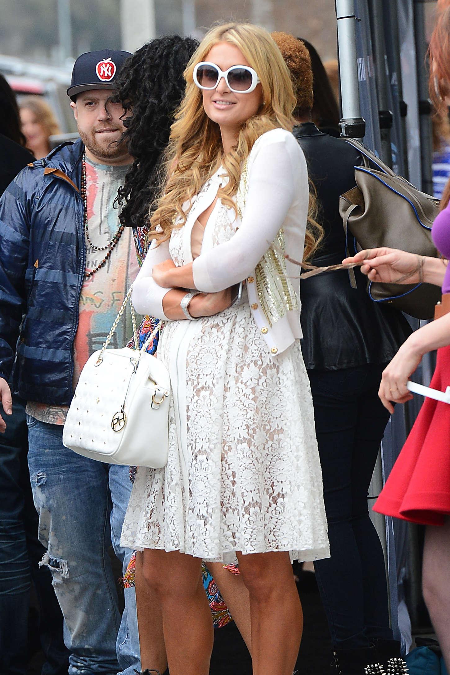 Paris Hilton 2015 : Paris Hilton: Roc Nation Grammy Brunch 2015 -02