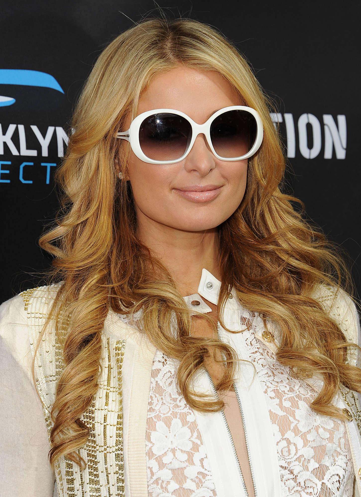 Paris Hilton 2015 : Paris Hilton: Roc Nation Grammy Brunch 2015 -14