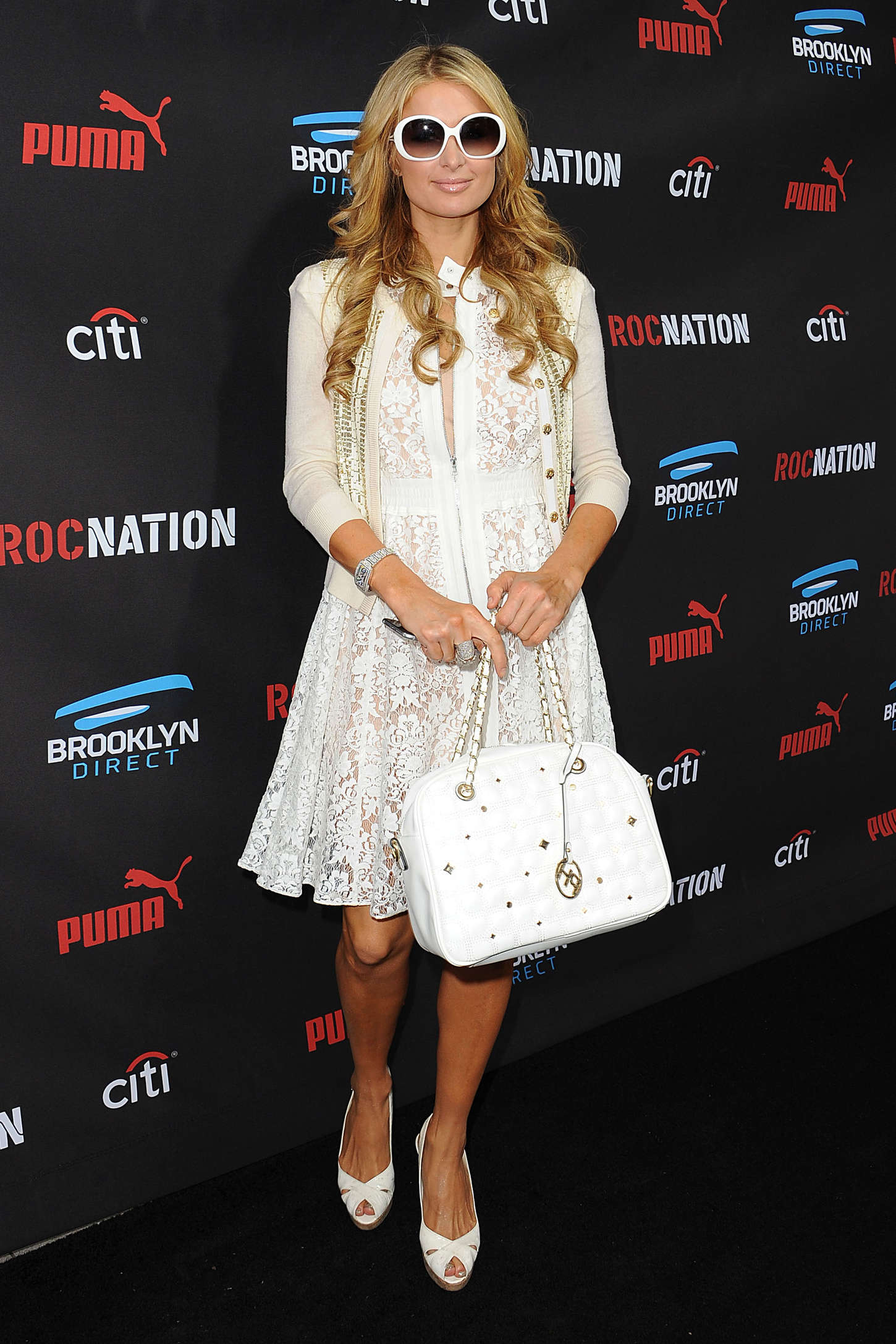 Paris Hilton 2015 : Paris Hilton: Roc Nation Grammy Brunch 2015 -15