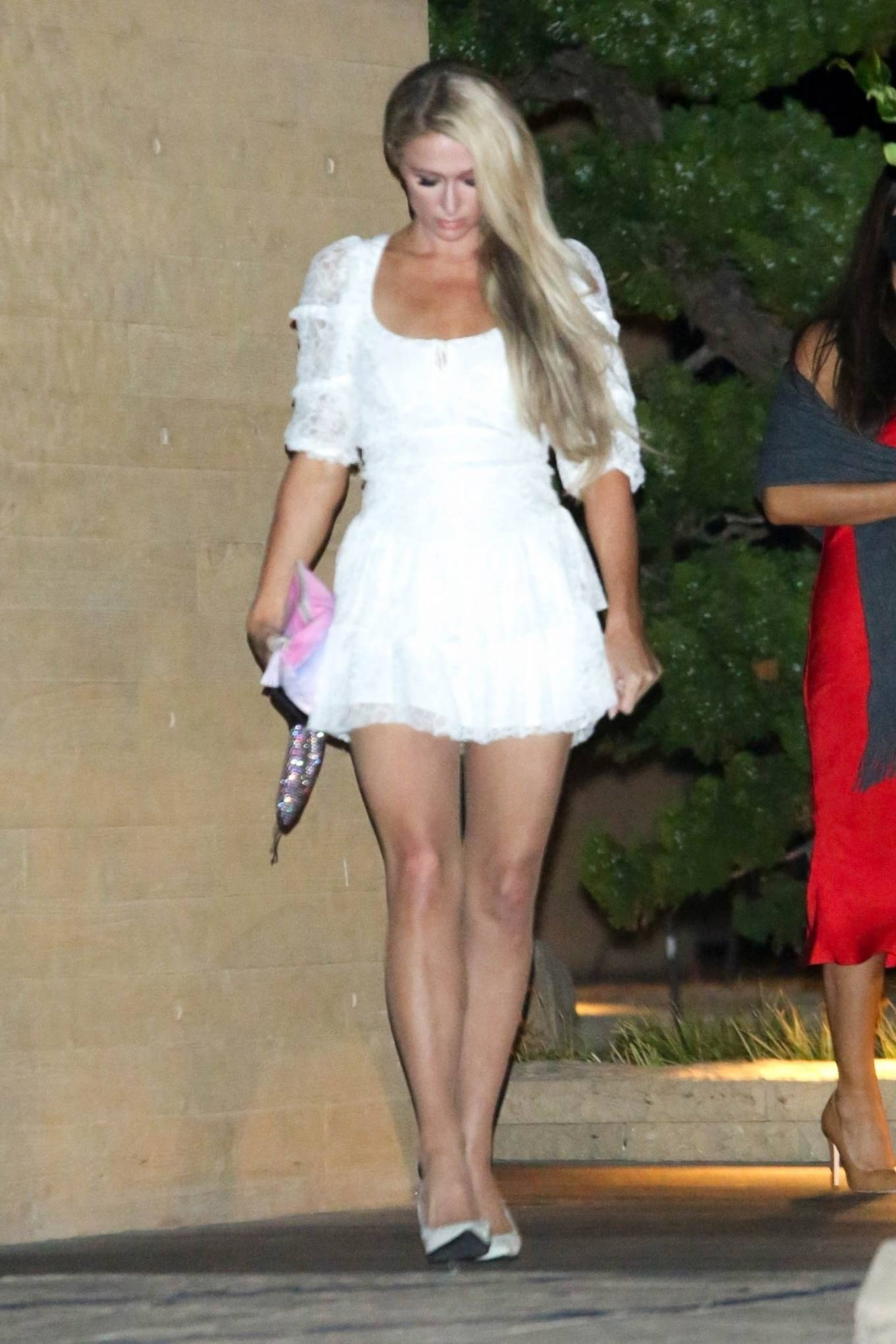 Paris Hilton 2020 : Paris Hilton – Spotted outside Nobu in Malibu-09