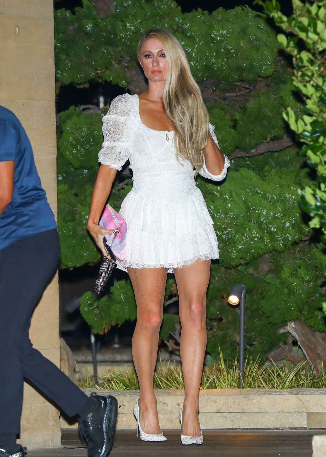 Paris Hilton 2020 : Paris Hilton – Spotted outside Nobu in Malibu-27