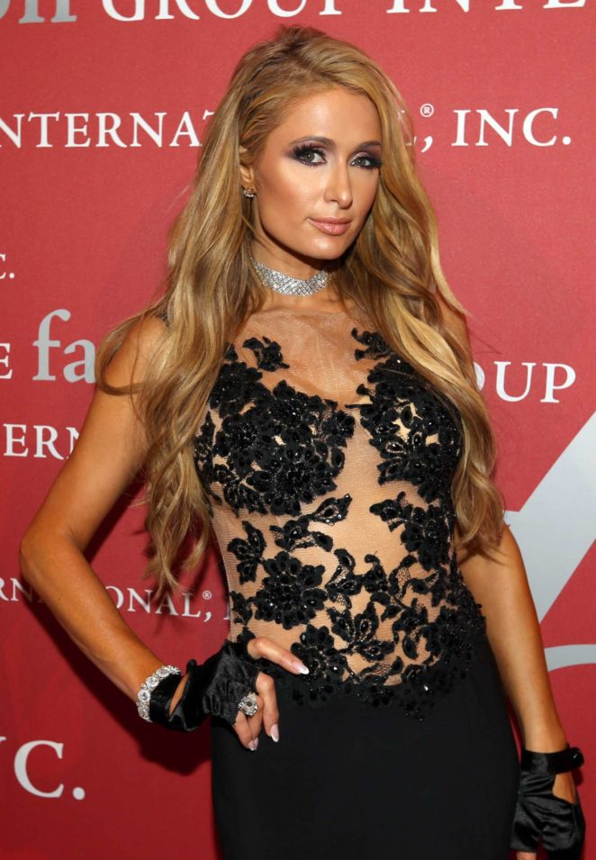 Paris Hilton - The Fashion Group International 'Night of Stars' Gala in NY