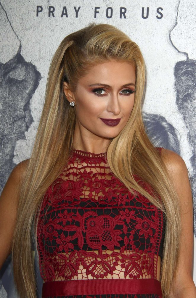 Paris Hilton - 'The Leftovers' Season 3 Premiere in Los Angeles