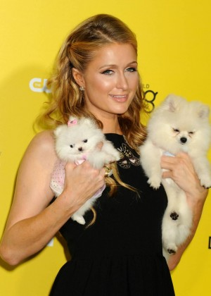 Paris Hilton - The World Dog Awards 2015 in Santa Monica