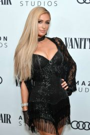 Paris Hilton - Vanity Fair x Amazon Studios Awards Season Celebration in LA