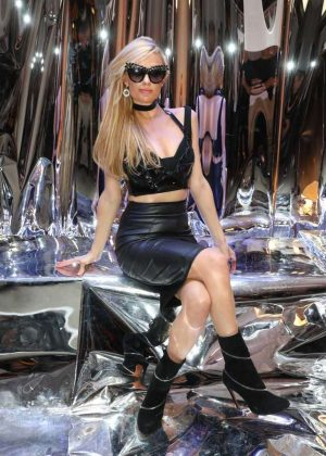 Paris Hilton - W Magazine and Hugo Boss Celebrate 'The Shot' in NYC