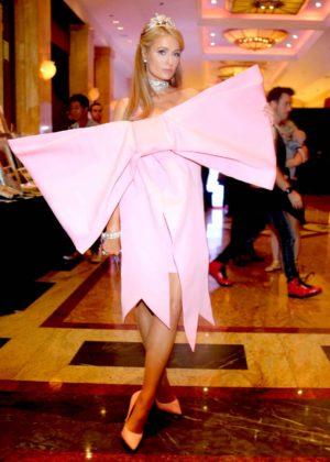 Paris Hilton - Young Legends Runway Benefit Powered by Chaz Dean held  in LA