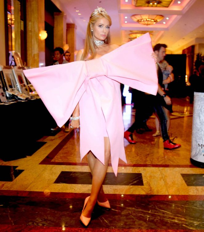 Paris Hilton - Young Legends Runway Benefit Powered by Chaz Dean held  in LA