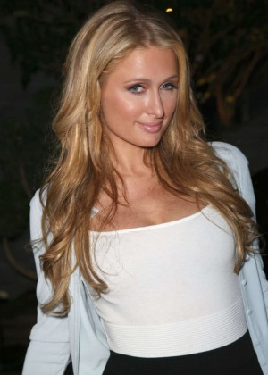 Paris Hilton - Z Zegna & GQ Celebrate The New Z Zegna Collection in West Hollywood