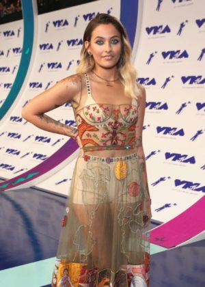 Paris Jackson - 2017 MTV Video Music Awards in Los Angeles