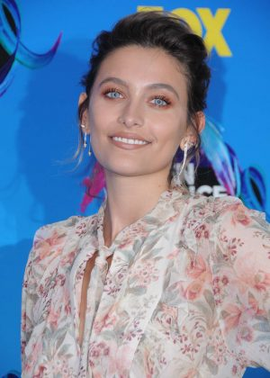 Paris Jackson - 2017 Teen Choice Awards in Los Angeles