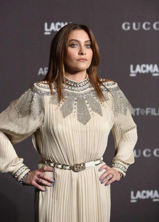 Paris Jackson - 2018 LACMA Art+Film Gala in Los Angeles
