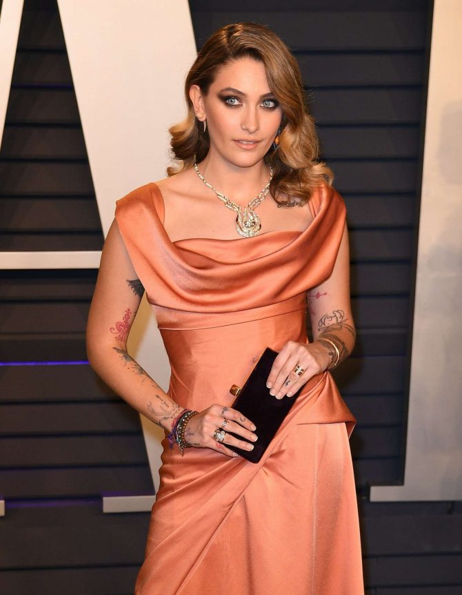 Paris Jackson - 2019 Vanity Fair Oscar Party in Beverly Hills