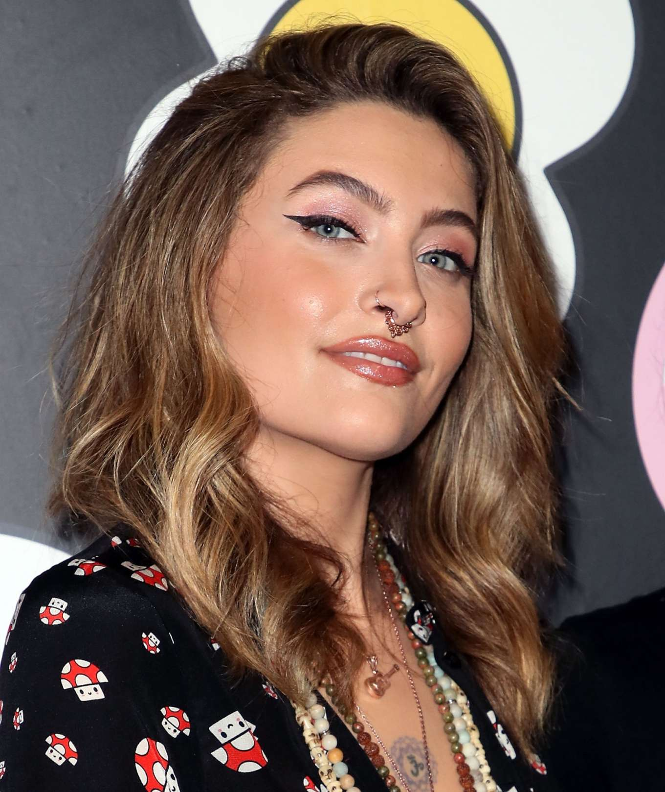 Paris Jackson 2019 : Paris Jackson – alice + olivia by Stacey Bendet x FriendsWithYou Collection-02