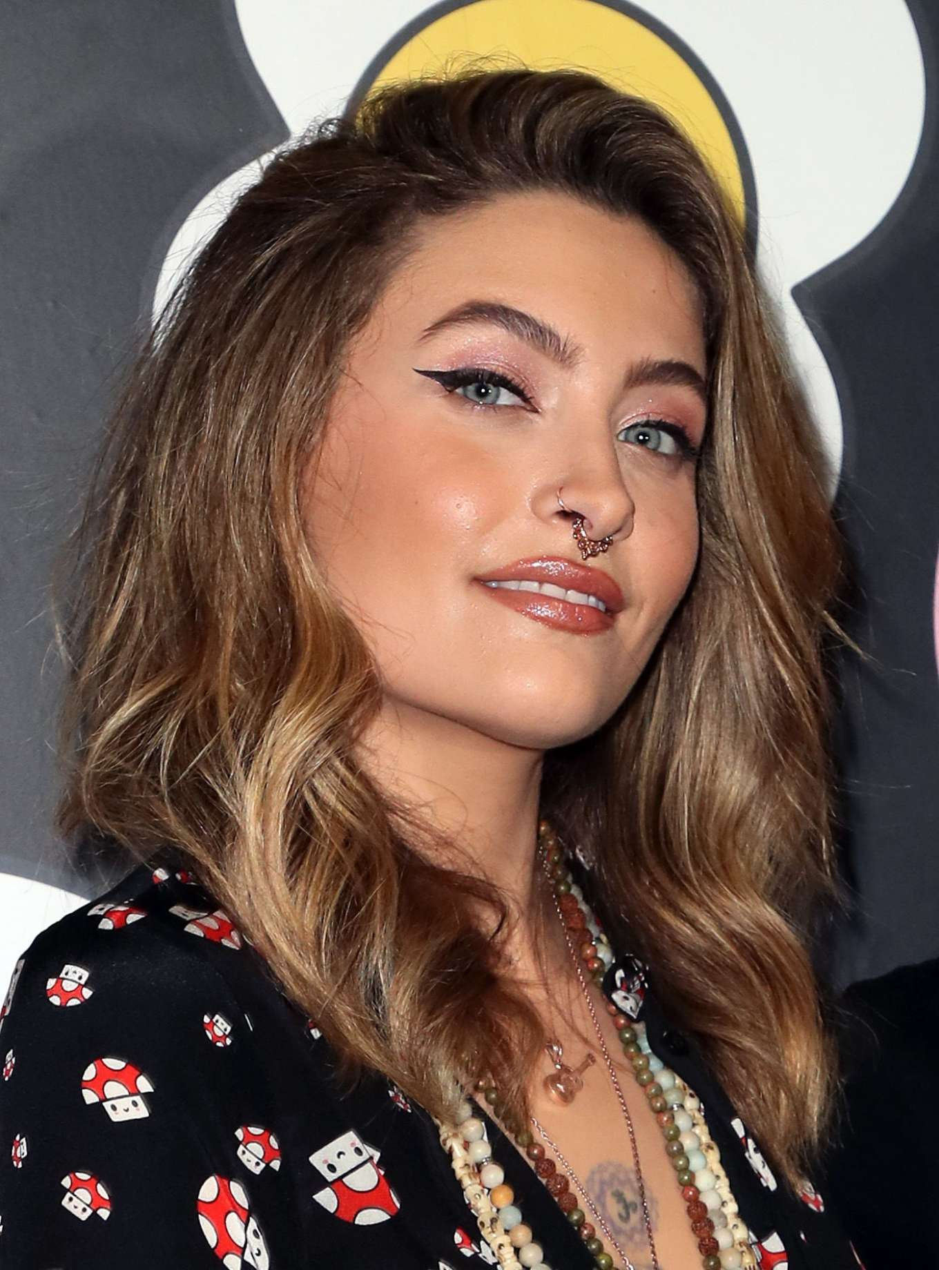 Paris Jackson 2019 : Paris Jackson – alice + olivia by Stacey Bendet x FriendsWithYou Collection-08