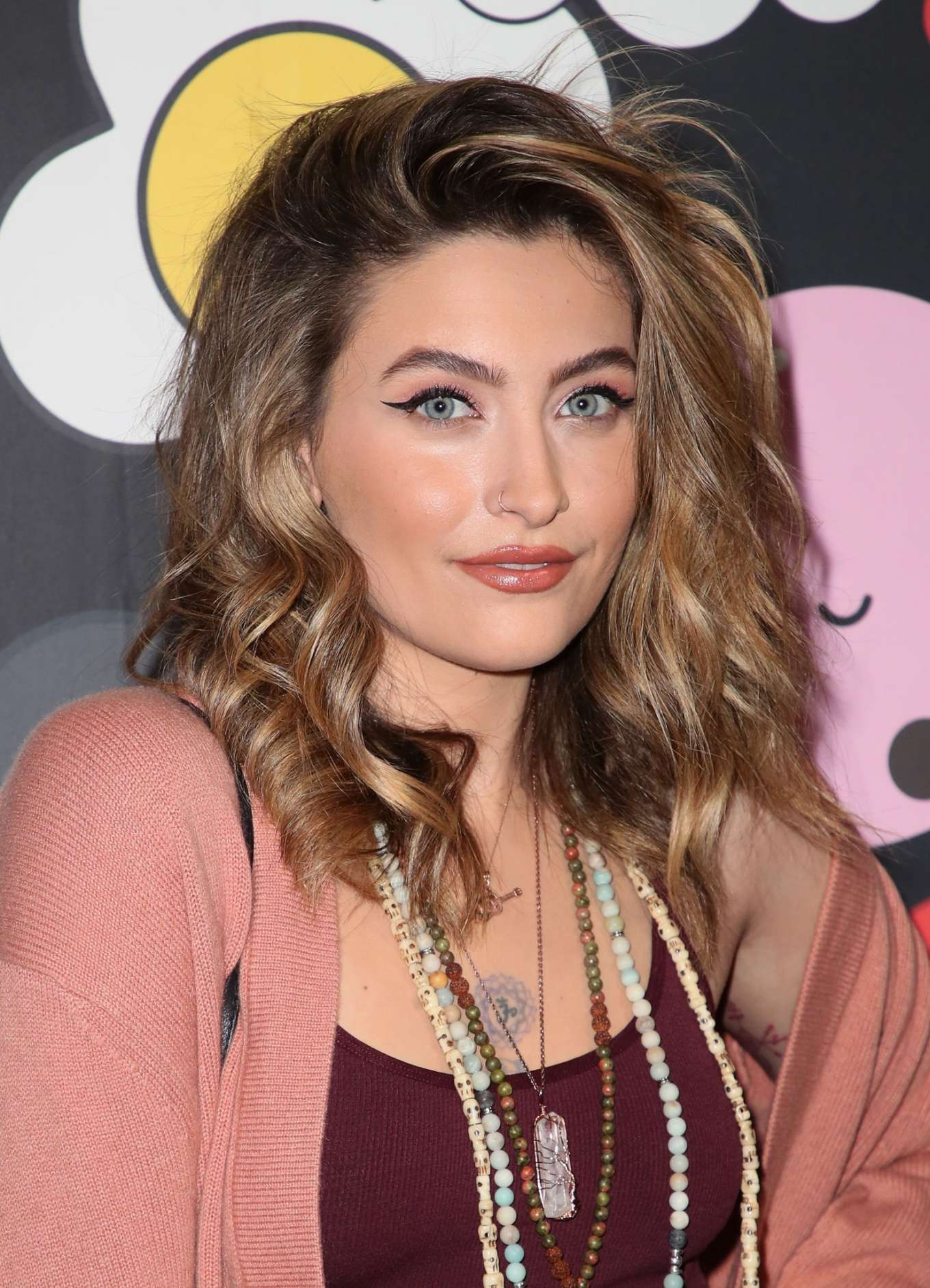 Paris Jackson 2019 : Paris Jackson – alice + olivia by Stacey Bendet x FriendsWithYou Collection-10