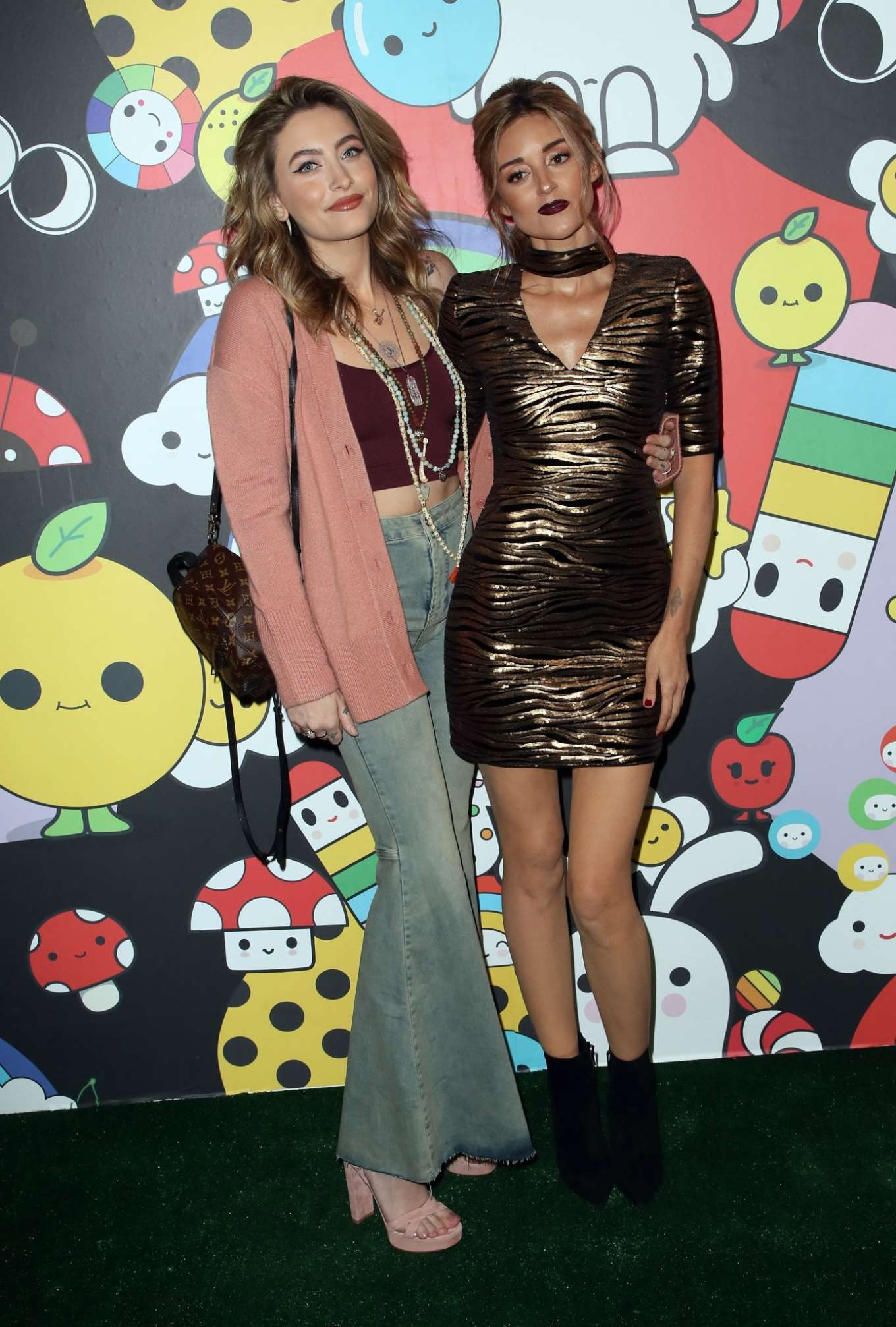 Paris Jackson 2019 : Paris Jackson – alice + olivia by Stacey Bendet x FriendsWithYou Collection-25