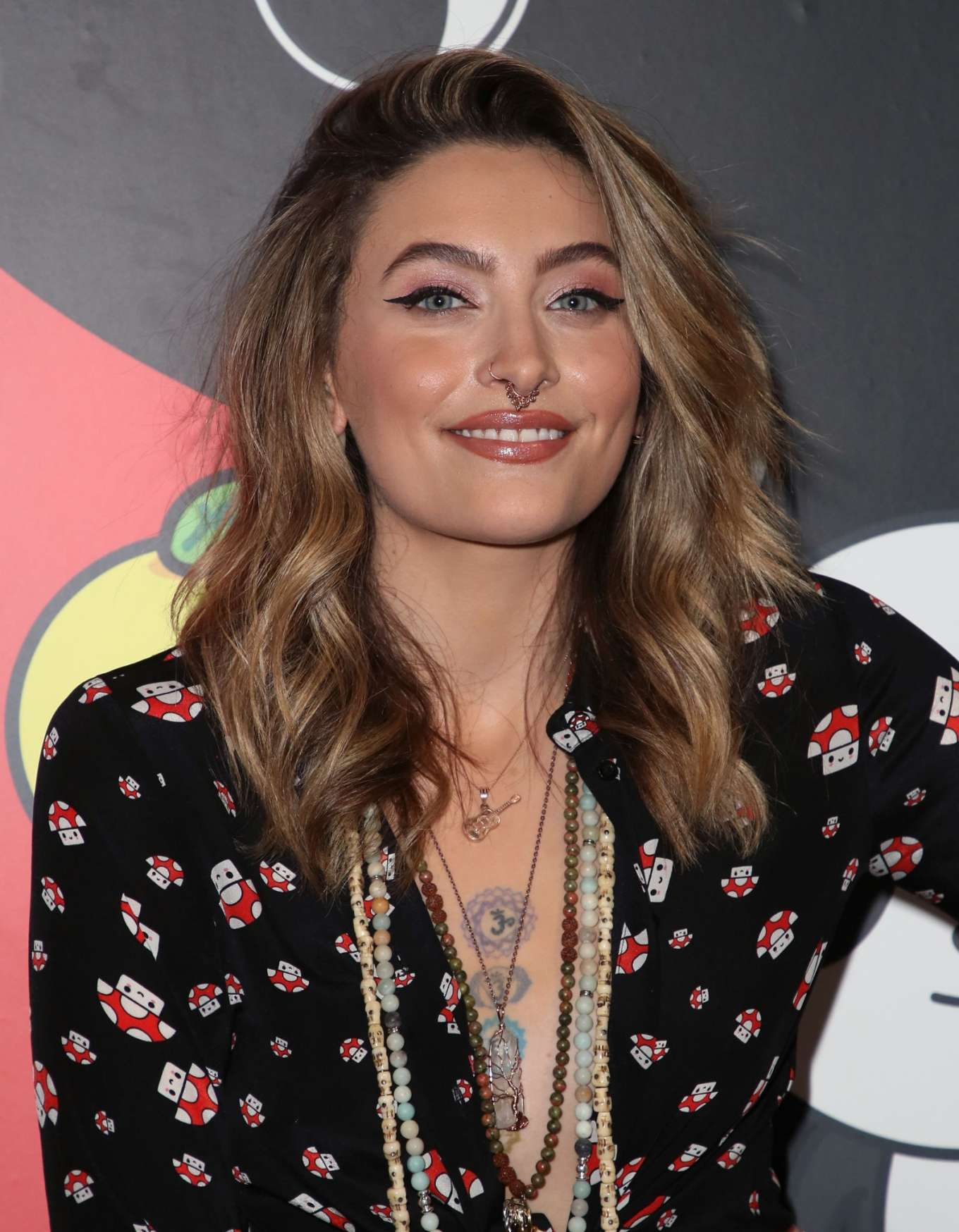Paris Jackson 2019 : Paris Jackson – alice + olivia by Stacey Bendet x FriendsWithYou Collection-27