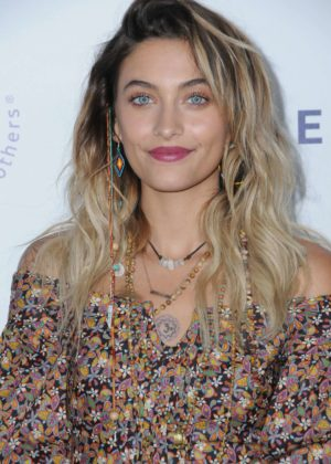 Paris Jackson - Elizabeth Taylor AIDS Foundation and Mothers2Mothers Benefit Dinner in LA