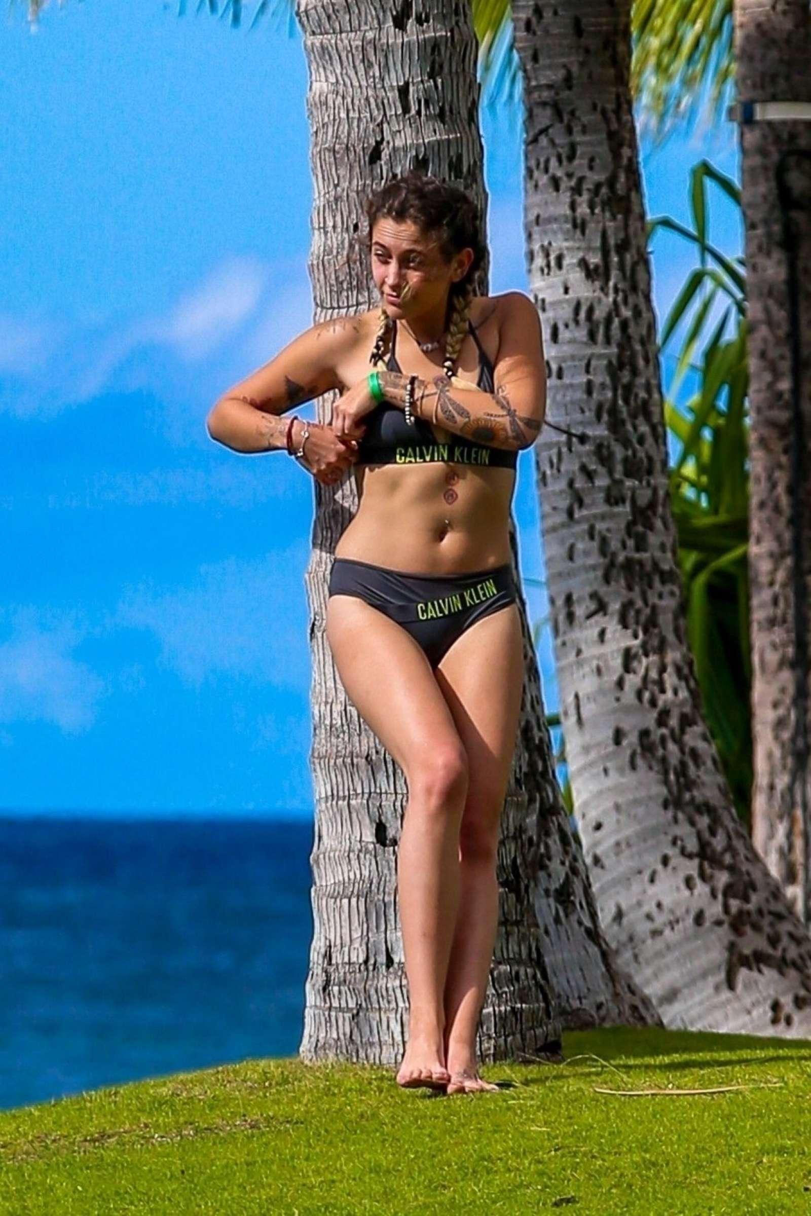 Bikini Paris Jackson nudes (31 photo), Pussy, Hot, Instagram, butt 2020